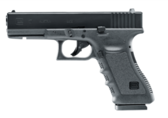 Glock 17 Airsoft Pistol