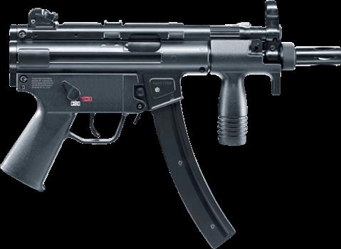 Airsoftgevär MP5K - Gevärsspecialisten